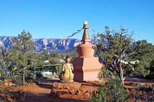 Amitabha Stupa and Peace Park in Sedona | RTX Traveler Magazine