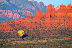 Hot Air Balloon Tours and More in Sedona | RTX Traveler Magazine