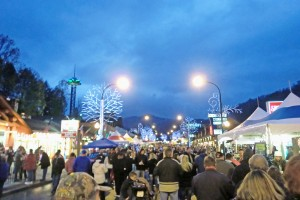 Winterfest Kickoff in Gatlinburg | RTX Traveler Magazine