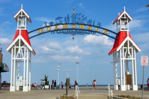 Ocean City Boardwalk Attractions
