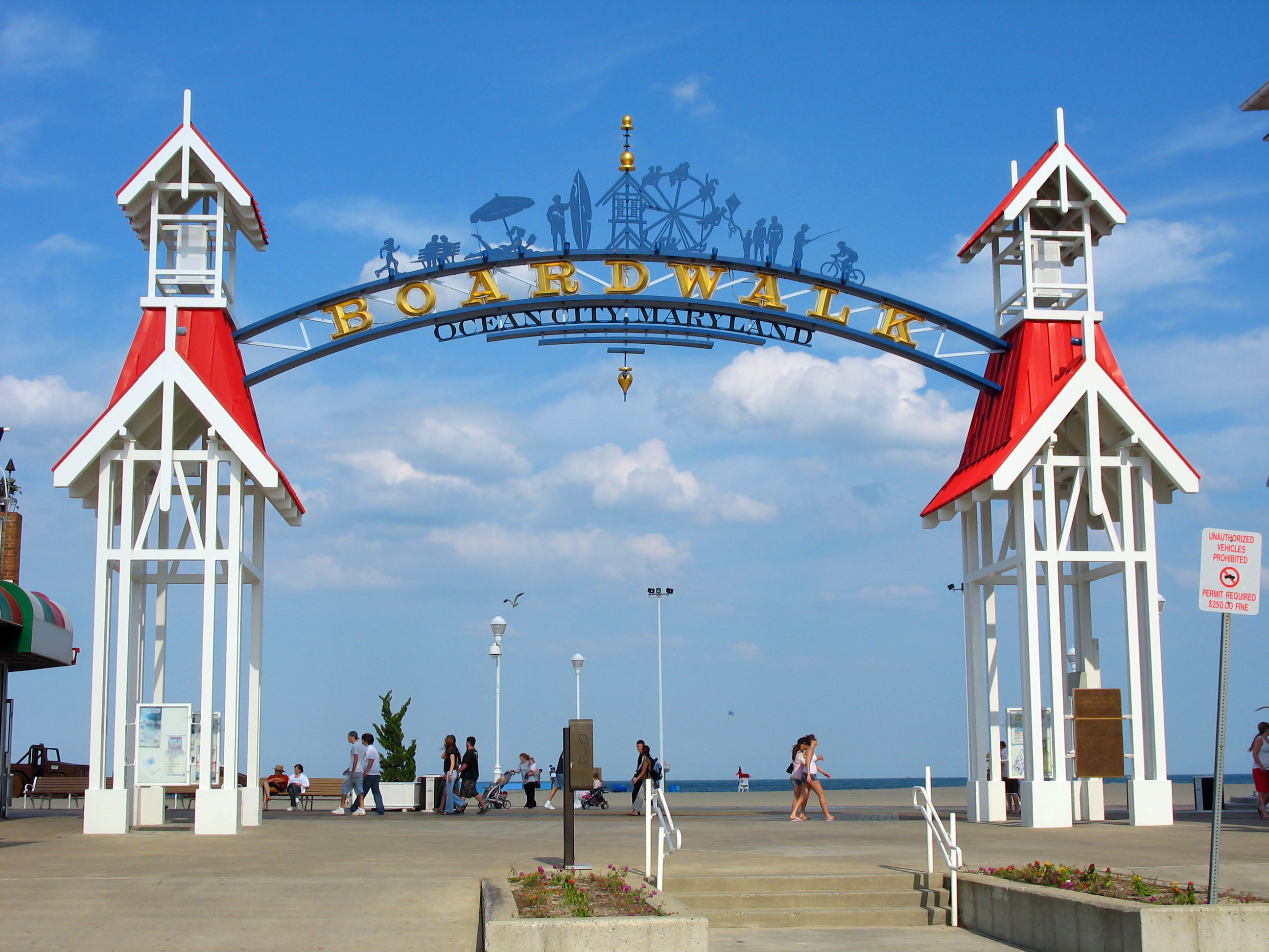 north carolina beach map with Ocean City Boardwalk Attractions on Creeks additionally San Francisco Fishermans Wharf Map further Outer Banks Usa Travel Guide together with Hipster Hangouts In New Orleans likewise Ski Beech Mountain Resort.