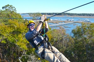 ZipLine Hilton Head | A Low Country High