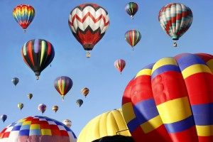 Hot Air Balloon Festivals | RTX Destination Exclusives