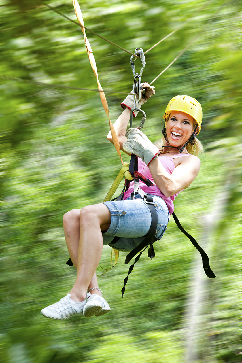 Zip Line Away Rtx Exclusive Destinations Rtx Traveler