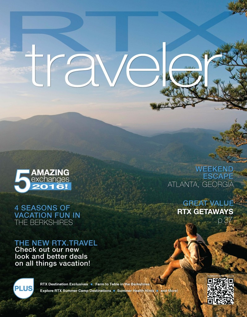 RTX Traveler 2015 Summer Cover
