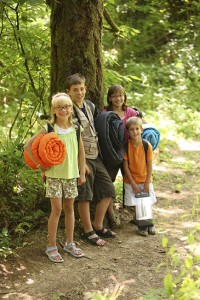 stock-photo-7001597-group-of-children-outdoors-with-camping-gear