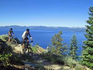 Mountain Biking at Lake Tahoe copy