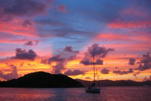 December 2015 | Festiva Sailing Vacations Sample Itinerary: British Virgin Islands