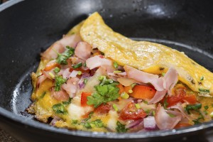Recipe | Tahoe 3 Egg Omelet