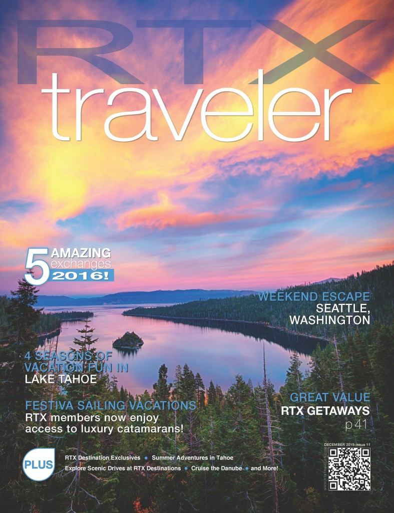 2015 Traveler Fall Tahoe Cover