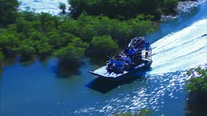 Airboat Aerial
