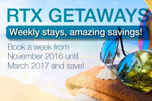 RTX Getaways | Last Minute Fun Awaits!