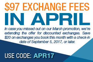 RTX Member Special | Sizzling $97 Exchanges this Month