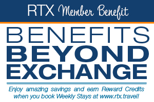 RTX Members Receive Benefits Beyond Just Exchange