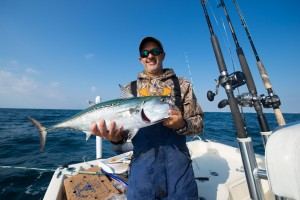Fisherman's Paradise | The Gulf's Famous Fishing Scene Doesn't Disappoint