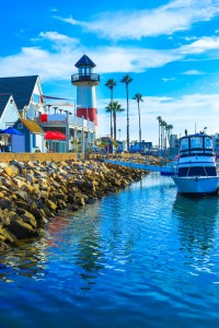 City Harbor of Oceanside,san diego,harbor,lighthouse,boats,CA
