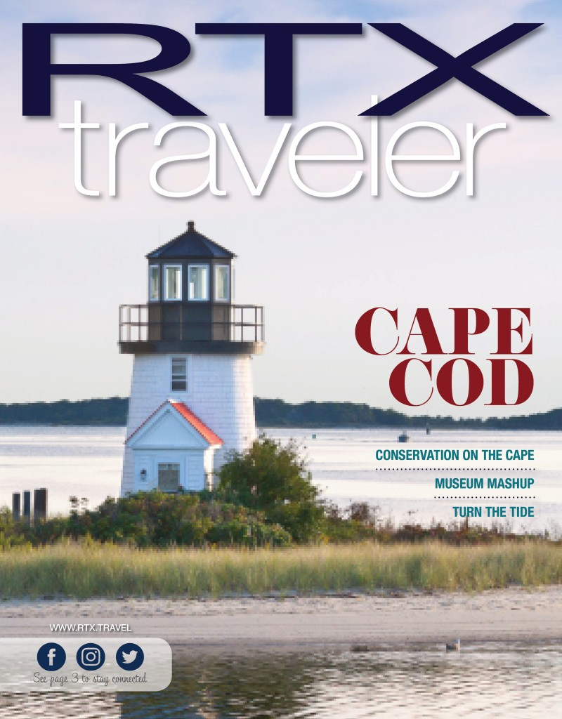 RTXTraveler_Issue17_CapeCod_Cover