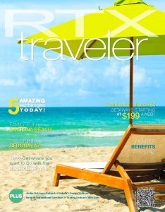 RTX Traveler Cover - Issue 03