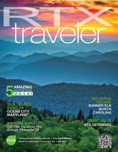 RTX Traveler Cover - Issue 06