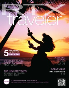 RTX Traveler Cover - Issue 08