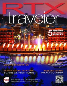 RTX Traveler Cover - Issue 15 - Small