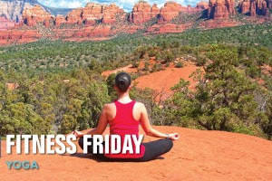 Fitness Friday Spotlight | Yoga in Sedona, Arizona
