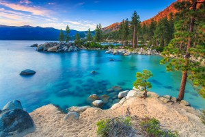 April Featured Destination | Tahoe Beach and Ski Club, South Lake Tahoe, California