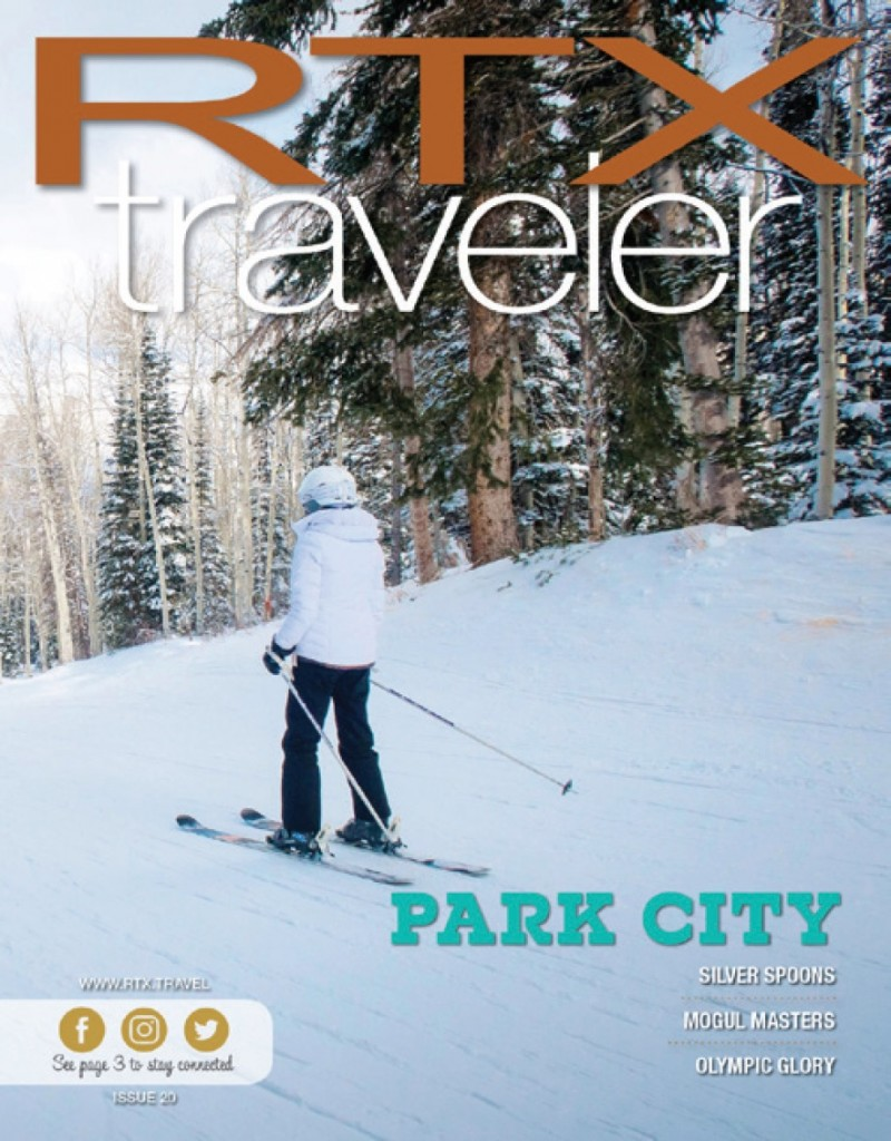 Cover page.park city