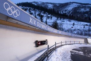 Utah Olympic Park: Riding the Comet in Park City