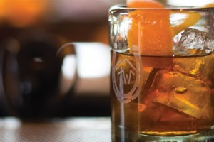 Park City's High West Distillery: The House Old-Fashioned