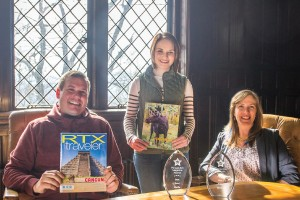 Traveler Triumph | RTX Traveler Magazine Wins Best Print Media Award
