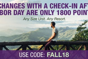 September Promotion Alert: FAC Members, Save on Exchanges With a Check-in After Labor Day