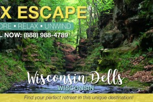 Our September Featured Destination is Wisconsin Dells, Wisconsin