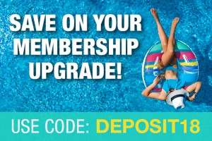 Member Upgrade Special | October 2018