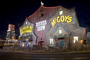 A Rootin' Tootin' Good Time | The Hatfields and McCoys and the Heart of Pigeon Forge