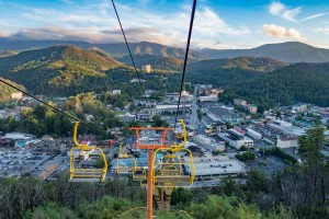 Chasing the Sun | Top 5 Sunrise/Sunset Spots Around Gatlinburg