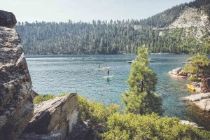 What's SUP Lake Tahoe